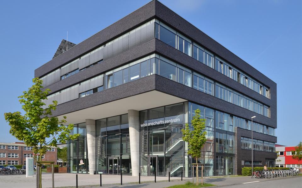 Zum Referat Wissenschaftszentrum Kiel